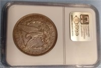 1980 - MORGAN SILVER DOLLAR (A44)