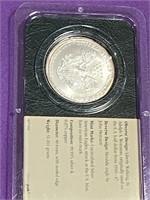 2002 - SILVER AMERICAN EAGLE DOLLAR (40NN)