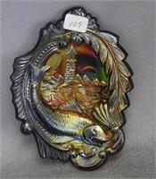 M'burg Seacoast pin tray - amethyst