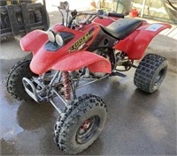 2001 Honda TRX400