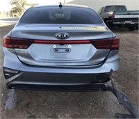 2019 Kia Forte - EXPORT ONLY