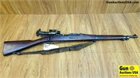 SPRINGFIELD 1903 30-06 SNIPER Rifle. Very Good. 24