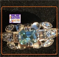RINGS - GEMS -  MOISSANITE - NV