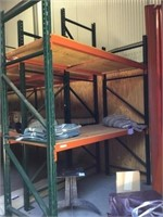 Pallet rack, Moving ladder and more!