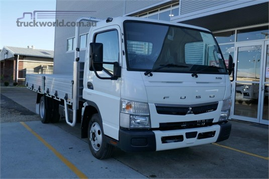 2020 Fuso Canter 515 - Trucks for Sale