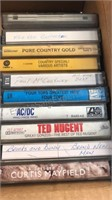 Assorted Cassette Tapes (Some NIP)