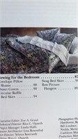 Singer Sewing Project Book, Kenmore Pattern Cams,