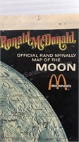 Vintage Noise Makers & Vintage Ronald Map Of The