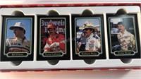1990 Edition Maxx Race Cards