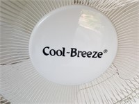 815 - COOL BREEZE FAN ON STAND