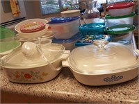 814 - LARGE LOT KITCHEN ITEMS (SEE PICTURES)