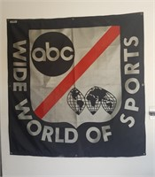 814 - ABC WIDE WORLD OF SPORTS FLAG