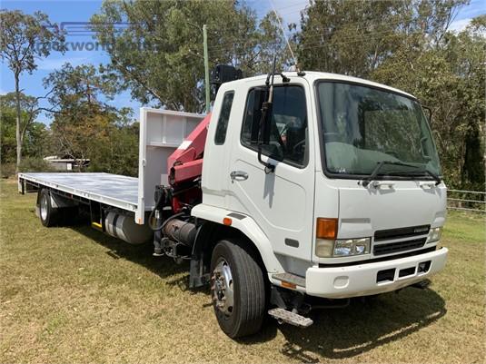 2007 Fuso FM600 - Trucks for Sale