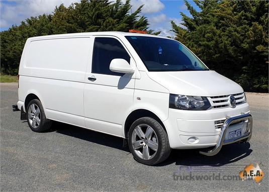 2010 Volkswagen Transporter - Trucks for Sale