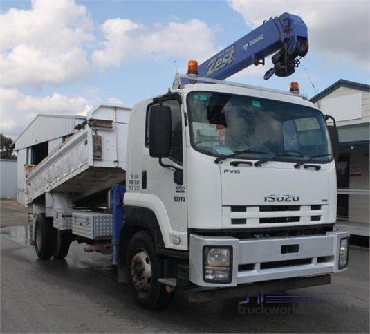 2011 Isuzu FVR 1000 - Trucks for Sale