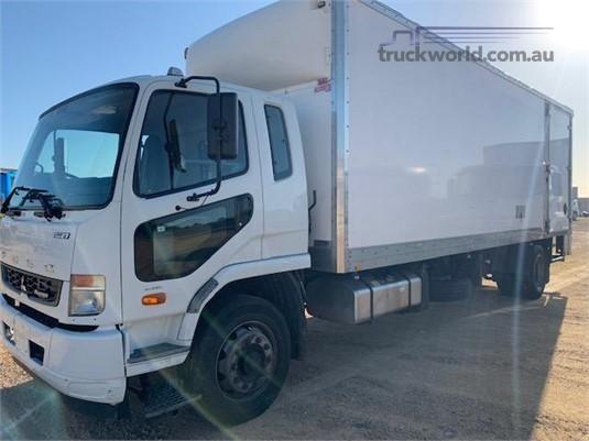 2015 Mitsubishi Fuso Fm10 - Trucks for Sale