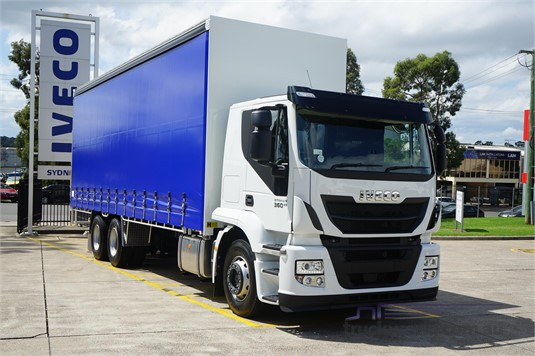 2020 Iveco Stralis - Trucks for Sale