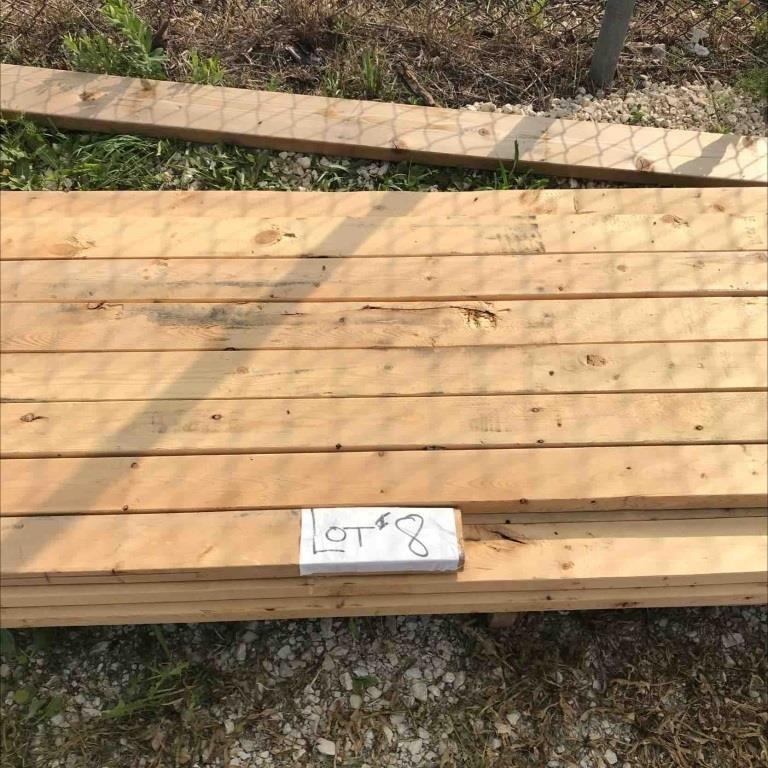 Online Lumber Auction - Sept 30 2020