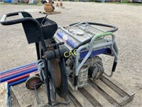 Generator parts only & Hose Reel