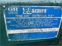 """Gorman Rupp 4"""" Water Pump w/JD Diesel Engine"""