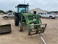 John Deere 2755 w/ JD 146 Loader