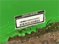 John Deere MX10 Shredder