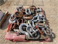 Pallet of Large Clevis