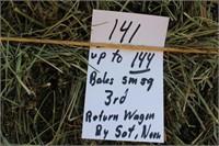 Hay, Bedding, Firewood #39 (9/23/2020)