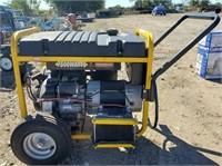 Generac 7500 watt 15HP OHVI Engine generator on