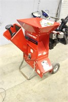 Commercial Grade Troybuilt Chipper