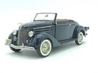 1936 Ford Deluxe Cabriolet Die-Cast Replica
