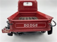 1941 Dodge 1/2 Ton Die Cast Replica