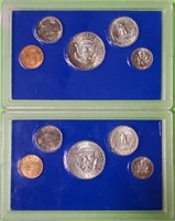 (395) 2-1964 PRESIDENT COLLECTION COIN SETS