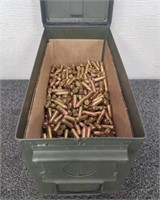 (1000+/-) Rounds Of 9mm FMJ