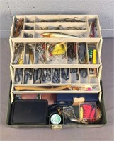Collection of Knives, Related Items, and Fishing Rods