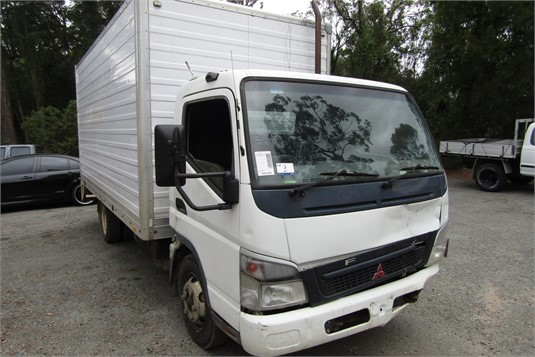 2007 Mitsubishi Fuso CANTER 3.0 - Wrecking for Sale