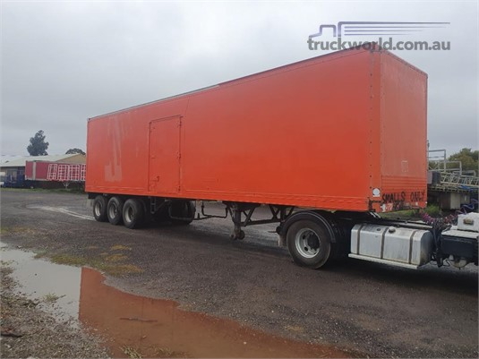 1985 Maxi Cube other - Trailers for Sale