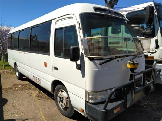 2008 Toyota COASTER - Trucks for Sale