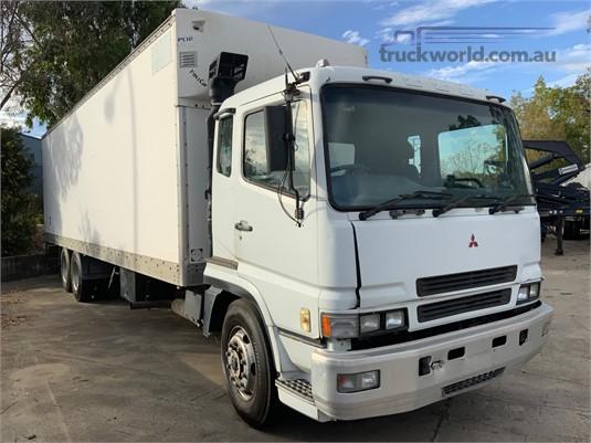 2001 Mitsubishi FP500 - Trucks for Sale