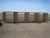 24' Freestanding Panels - set of 5