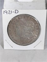 Coin & Currency Late Sept 2020 Online Auction