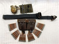 Ammo, military items, collectibles and more!