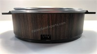 Remington Stay-Warm Electric Serving Dish