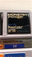 Audio & Video PowerCenter Strip AV700