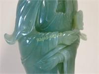 Antique Jade Figurine Sculpture
