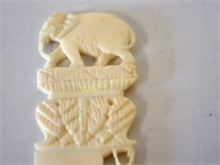 Vintage Carved Collectibles