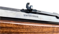 Gun Winchester Model 1886 Lever Action Rifle in 45
