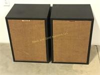 Pair Vintage Klipsch Heresy II Loudspeakers