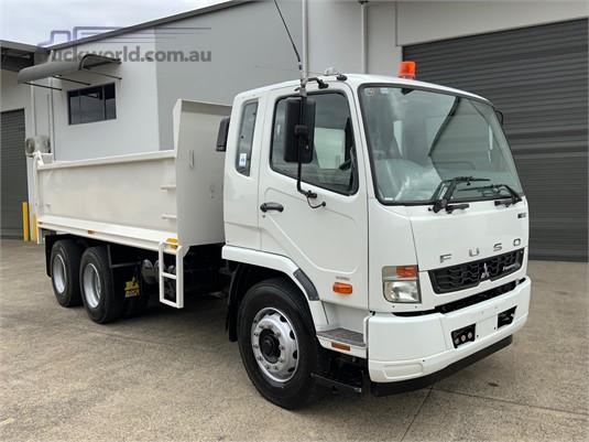 2015 Fuso Fighter 14 - Trucks for Sale