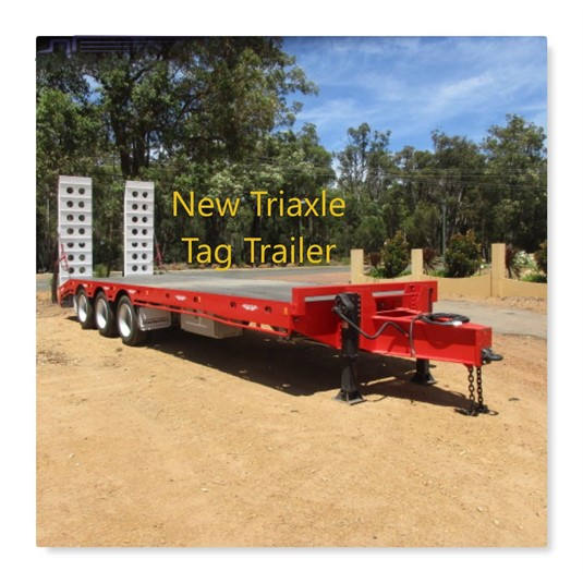 2019 Liberty Freightmore Tag - Trailers for Sale